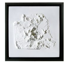 topographical sf. i want that. http://www.etsy.com/listing/87159629/san-francisco-terrain-a-topography-map