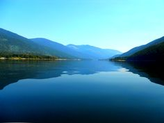 Kootenay Lake, BC. My favorite place to be and some days it's all I can do to not run home!