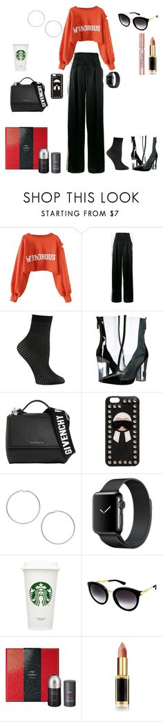 """""""Street Style Paris"""" by whnathy ❤ liked on Polyvore featuring WithChic, Off-White, Emilio Cavallini, Kendall + Kylie, Givenchy, Fendi, Miss Selfridge, Dolce&Gabbana, Cartier and L'Oréal Paris"""
