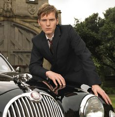 Shaun Evans   The 22 All-Time Hottest Hunks Of PBS -- He got a 7/10 Hunkitute rating, he deserves at least a 9.