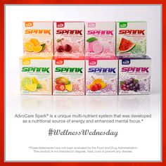 Have you had your #AdvoCare Spark® today?  www.advocare.com/11122297