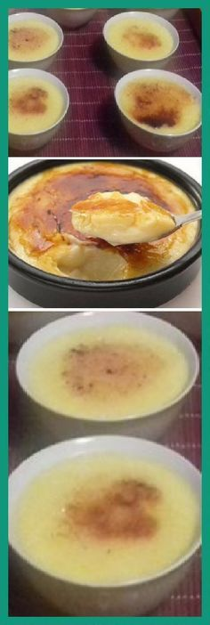 Cocina – Recetas y Consejos Spanish Desserts, Spanish Dishes, Mexican Food Recipes, Sweet Recipes, Dessert Recipes, Homemade Desserts, Eclairs, Sweet And Salty, Food And Drink