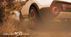 Kia Trail'ster : Turbocharged, AWD Soul-based hybrid concept teased again - http://www.caradvice.com.au/334591/kia-trailster-turbocharged-awd-soul-based-hybrid-concept-teased-again/