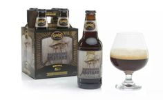Backwoods Bastard Bourbon Aged Ale by Founders Brewing Company. 6/10 pts