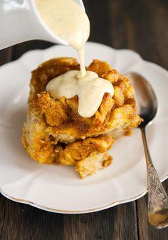 Bread pudding on Pinterest   Bread puddings, Bourbon bread pudding ...