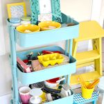 How To Use the $50 IKEA RÅSKOG Cart in Every Room of the House | Apartment Therapy