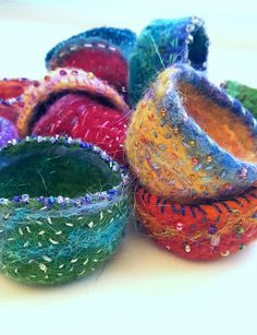 Kelli Nina Perkins: Felty Holiday Bowls