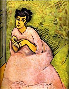 """@Mr_Mustard: 'The Woman In Pink' - Raoul Dufy pic.twitter.com/yqvH30T6Ji via @carmarano @janeadamswatts"""