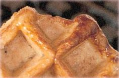 Authentic Liege Waffles---Waffles from Belgium! with recipe