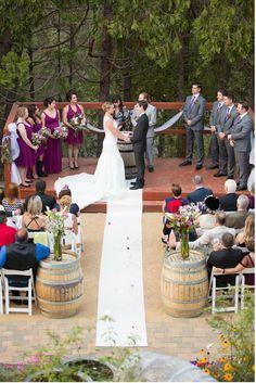 Winery Wedding Venue South Bay Venues Silicon Valley