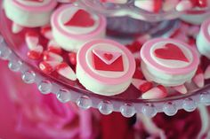 Valentine's Day Love Party - Kara's Party Ideas - The Place for All Things Party