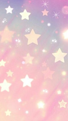 Stars Star Wallpaper Cellphone For Your Phone Pastel