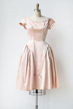 vintage 1960s Emma Domb Dress | Court of Versailles Dress