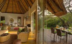 Solio Lodge in the Solio Game Reserve