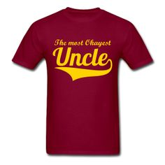 THE MOST OKAYEST UNCLE MEN TSHIRT (Text can be change...interesting!!)  You must try now! $17.50