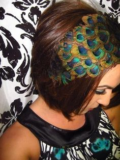 I am in love with this headband. That is all. :)