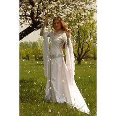 Princess Zelda S Wedding Dress Liked On Polyvore Featuring Dresses Meval And