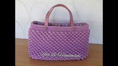 Simil Scervino bag - Tutorial crochet