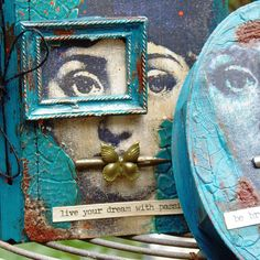 Tracy Evans: Eileen Hull Art with Heart Challenge