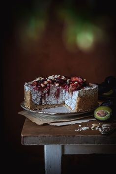 Cheesecake, Crinkles, Great Recipes, Steak, Food And Drink, Food Ideas, Cheesecakes, Steaks, Cherry Cheesecake Shooters