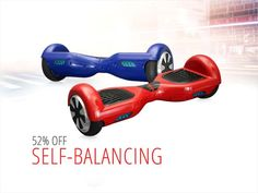 Self-Balancing Scooters for $239.99  FS (or $214.99 with Visa Checkout) at Newegg http://www.lavahotdeals.com/us/cheap/balancing-scooters-239-99-fs-214-99-visa/44190