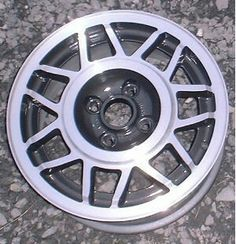 "VW Avus (Snowflake) 14"""