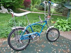 69 Blueberry Krate Schwinn