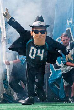Soul Man, Philadelphia Soul mascot. hey i've seen him on tv!!!