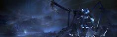 great sci-fi artists | comet explorer by tnounsy digital art drawings paintings sci fi 2014 ...