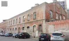 """L'ex filanda Costantino: una """"cattedrale nel deserto'' che si staglia su Bari da 150 anni"""