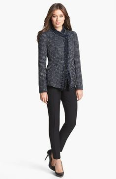 Classiques Entier® Jacket & Pants  available at #Nordstrom