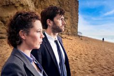 THROWBACK THURSDAY: David Tennant Talks About Broadchurch For The First Time         As we look forward to the start of the third and final series of Broadchurch hitting screens in the UK on Monday 27th February today's T...