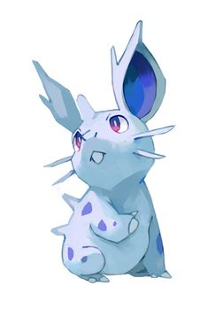 BLUE, 3 pokemon from Sunday's suggestions (Nidoqueen,...