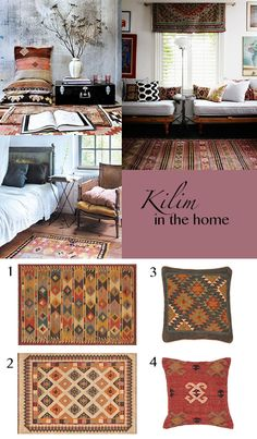Crazy For Kilim | #TrendCenter by Rugs Direct