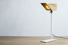 Haim Evgi, lamp, discreet lamp
