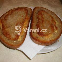 Chutná játrová paštika recept - Vareni.cz Baked Potato, Potatoes, Baking, Ethnic Recipes, Food, Potato, Bakken, Essen, Meals