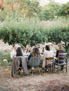 C A B I N - S T Y L E - Dinner party inspiration