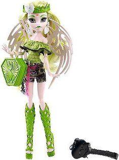 Monster High Brand-Boo Students Batsy Claro på Tradera.com - Dockor |