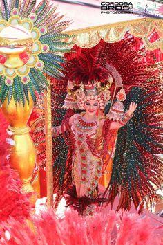 Culeco de Sábado de Carnaval. Rosario Mayela, Calle Arriba de Las Tablas 2016
