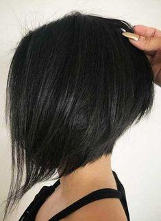 Die ambitioniertesten Kurzhaarschnitt-Modelle von 2018 - - En İddialı Kısa Saç Kesim Modelleri 2018 & # s ambitioniertesten Kurzhaarschnitt-Modelle - Short Layered Haircuts, Short Bob Hairstyles, Layered Hairstyles, Edgy Bob Haircuts, Black Hairstyles, Weave Hairstyles, Short Angled Bobs, Bobbed Haircuts, Short Asymmetrical Haircut
