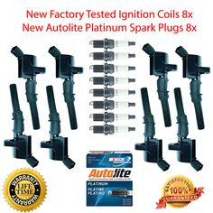 2000 ford expedition spark plugs
