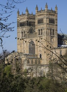 Durham Cathedral west end