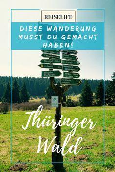 Romantisch und abenteuerlich! Erlebe eine traumhafte Wanderung durch den Thüringer Wald.