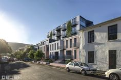 Objek Architecture and Interiors - Union Street, Cape Town