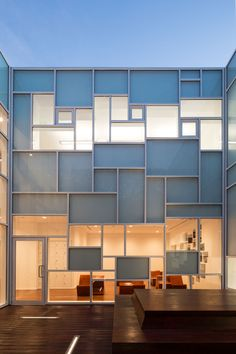 This Photography Museum Has A Mondrian Inspired Window Layout