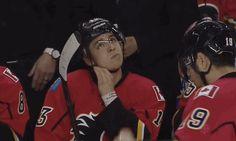 Johnny Gaudreau, Funny Hockey, Ice Hockey Teams, Calgary, Nhl, Boyfriend, Boys, Sports, Baby Boys
