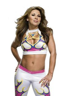 Mickie James and the PWI Female 50