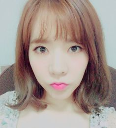 Check out the cute and funny update from SNSD Sunny ~ Wonderful Generation