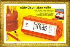 70-luvulla myyntiin tullut hämmästyttävä kelloradio herätti suomalaiset uuteen päivään lempiradio-ohjelman säestyksellä