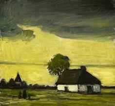 Jakob Smits — Paysage de Campine, c. 1910